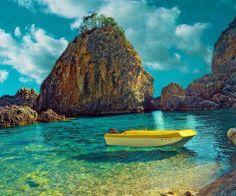 La Grotta Cove, Corfu Island