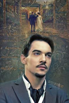 Alexander and Mina by silviya on DeviantArt #NBCDracula #Dracula #JRM #AlexanderGrayson