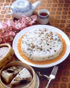 red bean cake | Taiwanese dessert treat