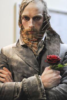 Will Lewis, John Galliano Fall Winter 2011 Menswear