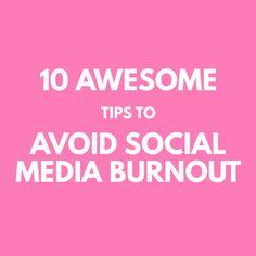 Wonderlass - 10 Awesome Tips to Avoid Social Media Burnout Selling Crafts Online, Craft Online, Social Media Marketing, Clock, Joy, Let It Be, Facebook, Feelings, Business
