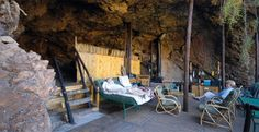 Ever fancied sleeping in a cave? Check out these 'rocking' spots!