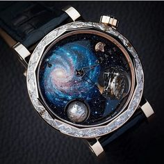 """My new favorite """"space"""" watch . ➖ ���"""