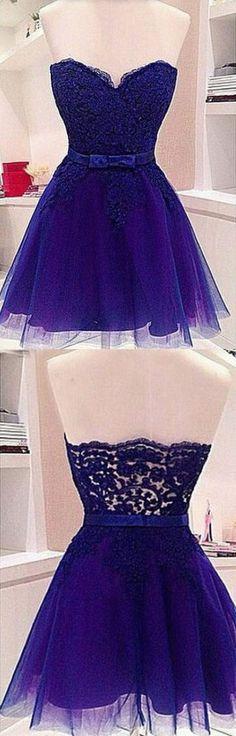 Modern A-line Sweetheart Sleeveless Short Tulle Belt Homecoming Dress/Bridesmaid Dress Clothing, Shoes & Jewelry - Women - women's belts - http://amzn.to/2kwF6LI