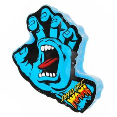 Wax Santa Cruz Skateboards Screaming Hand 8,00 € #wax #santacruz #screaminghand #skate #skateboard #skateboarding #streetshop #skateshop @April Gerald Skateshop