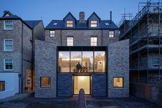 Semi Detached - Picture gallery #architecture #interiordesign #façade
