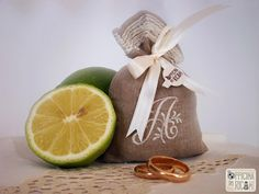 """#handcrafted #embroidered #wedding #favor #bags (sachets or boxes), customized with confetti in them, that you give away at #weddings 
