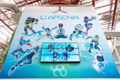 Arena fun Xperiences Futuroscope Sport, Fun, Entertainment, Deporte, Sports, Hilarious