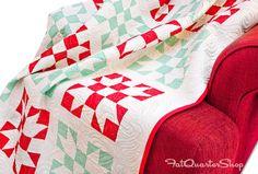 SistersChoice-Closeup by Fat Quarter Shop, via Flickr