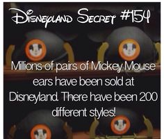 Disney facts follow my board for more :)