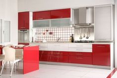 Tips in arranging the most Suitable Sleek Kitchen Design Ideas - Aida Homes