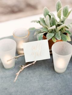 Natural spring wedding inspiration: http://www.stylemepretty.com/2014/08/07/natural-spring-wedding-inspiration/ | Photography: http://whenhefoundher.com/