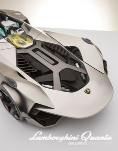 Lamborghini Quanta Concept