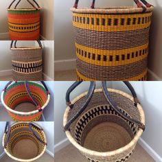 Laundry/Toys/Logs/Stash - just beautiful. From our range of Speciality Decor Baskets