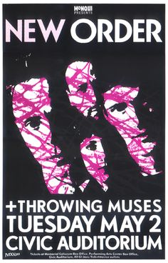 O site Gig Posters é um verdadeiro museu de flyers do rock alternativo. Na…