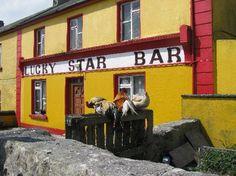 bar on inishmore, aran islands