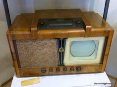 Leningrad T2  Television(1951) German GDR / Soviet Union