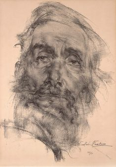 Nicolai Fechin, Lithographie - holy crap this artist is phenomenal!