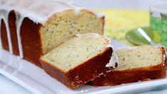 Chef Ricardo's lemon poppy seed loaf