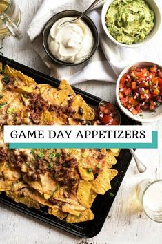 48 Nachos Recipe Ideas That Will Make You Lick Your Fingers Clean Game Day Appetizers, Nachos, Curry, Make It Yourself, Meat, Chicken, Ethnic Recipes, Food, Kalay