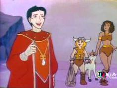 Caverna do Dragão Episódio 18 - O Dia do Mestre dos Magos - Completo Dub...
