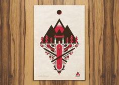 Allan Peters   Minneapolis Advertising and Design Blog — Designspiration