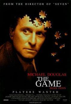 The Game - David Fincher dir. Crazy Movie, See Movie, Movie List, Film Movie, Cameron Douglas, Kirk Douglas, David Fincher, Sean Penn, Movies Showing
