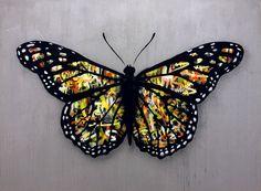 The work and life of Norwegian stencil and streetart artist Martin Whatson. Featuring his work on canvas, as screenprints and on walls all over the world. Spray Paint Art, Spray Painting, Collages, Street Art, Bugs And Insects, Stencil Art, Graffiti, Tattoo Designs, Creations