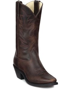 """Durango Women's 11"""" Western Boots - Mushroom  when i have extra money and live out west, i will have a collection of cowgirl boots"""