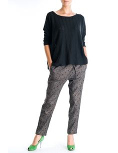 Must Haves, Harem Pants, Capri Pants, Fashion, Moda, Harem Trousers, Capri Trousers, Fashion Styles, Harlem Pants