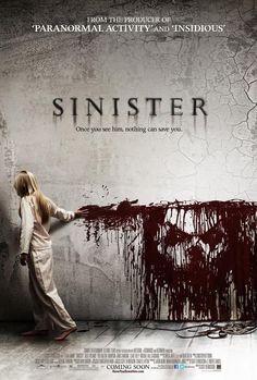 Sinister (2012) - FilmAffinity 7/10 da miedito si sr, sobre todo si estas de mudanza