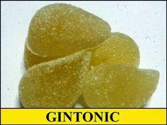 Varomeando: Gominolas de gin tonic