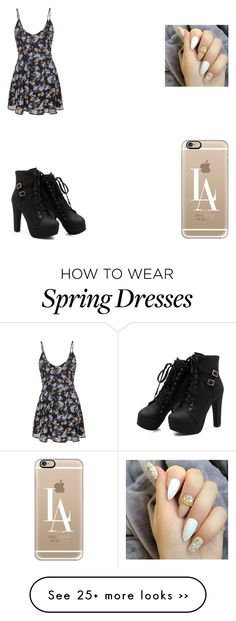 """""""hacked """" by mama1017 on Polyvore featuring Glamorous and Casetify"""
