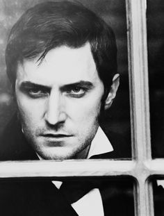 Richard Armitage as John Thornton in the BBC adaptation of North and South by Elizabeth Gaskell. Broody? More like Broodylicious.