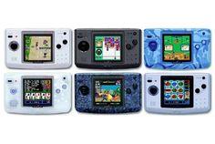 Handheld Classics: SNK Neo-Geo Pocket | Multiformat | Pocket Gamer David And Goliath, Neo Geo, Nintendo Consoles, Pocket, Classic, Age, Derby, Classic Books, Bags