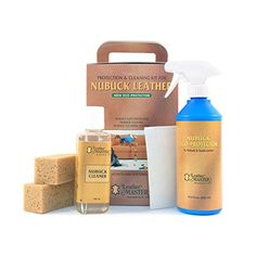 Leather Master Nubuck Eco Protection  Cleaning Kit ** Find out more about the great product at the image link.