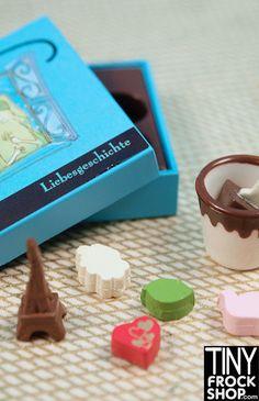 Barbie Re-ment EKI NAKA Sweets Set 8