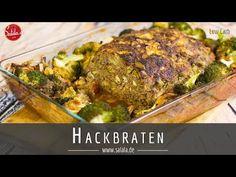 Hackbraten ohne Brot | low carb und glutenfrei - salala.de - Low Carb mit Vroni & Nico