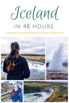Do you only have 48 hours in Iceland? Maybe you're there for a weekend or are visiting on a stopover - read to find out how to make the most of your time! Places To Travel, Travel Destinations, Places To Visit, Travel Advice, Travel Guides, Travel Articles, Iceland Travel Tips, Group Travel, Family Travel