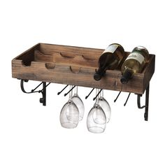 I want this for my place!!  Plymouth Wine Holder