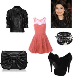 Rocker Chic, created by emma-lee97 on Polyvore
