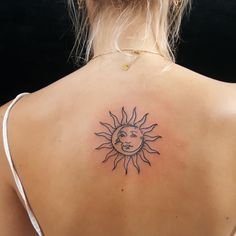 Dainty Tattoos, Sun Tattoos, Dream Tattoos, Baby Tattoos, Little Tattoos, Pretty Tattoos, Symbolic Tattoos, Future Tattoos, Body Art Tattoos