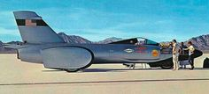 Dark Roasted Blend: Land Speed Record Vehicles, Part 2: Jet Propulsion 1960s-1980s