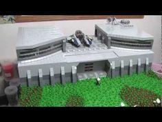 Attacking the Republic Outpost On Manaan (CTF Moc Krisproductions Lego Army, Lego Lego, Lego Moc, Legos, Lego Memes, Lego Clones, The Republic, Small World, Lego Star Wars