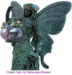 Fabric Garden Sculptures | Projects, Tips, Techniques & Creative Ideas