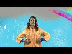 Preschool Learn to Dance: Drip Drop Rain - YouTube