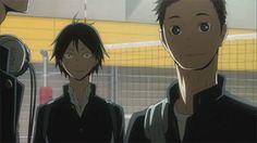 Teammates | Haikyuu!! | Anime | (gif)