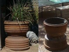 1000 images about sustainable alternatives for steel for Alternative planters
