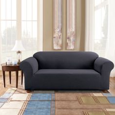 jcp | Maytex Smart Cover® Pixel Stretch 1-pc. Loveseat Slipcover