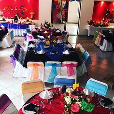 'Llena tu vida de color y alegría y comparte momentos para toda la vida.  #eventos #events #alegria #happiness #color #colorful #EventosChiapas #eventoskamfai #eventpros #eventprofs #eventdecor #regional #oaxaca #flores #flowers #anafre #amor #love #amoresamor #loveislove' by @kamfaisalon. What do you think about this one? @powwowevents @appoemn @immaculate_events @therobincollective @venuhq @maher_ms10 @deanc_vnv @allens_hire @fleurandfig @dynamicearthevents @daraseventsco @hire.it…